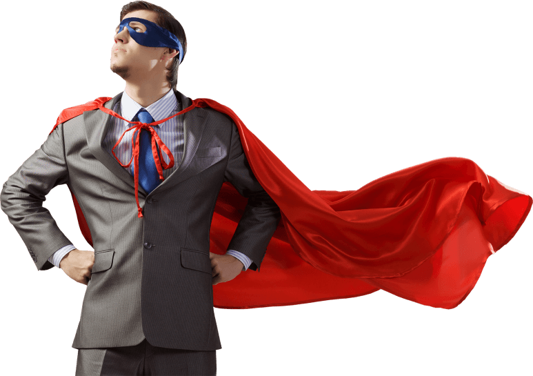 Recruitment Super Hero