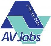 AV Jobs Logo